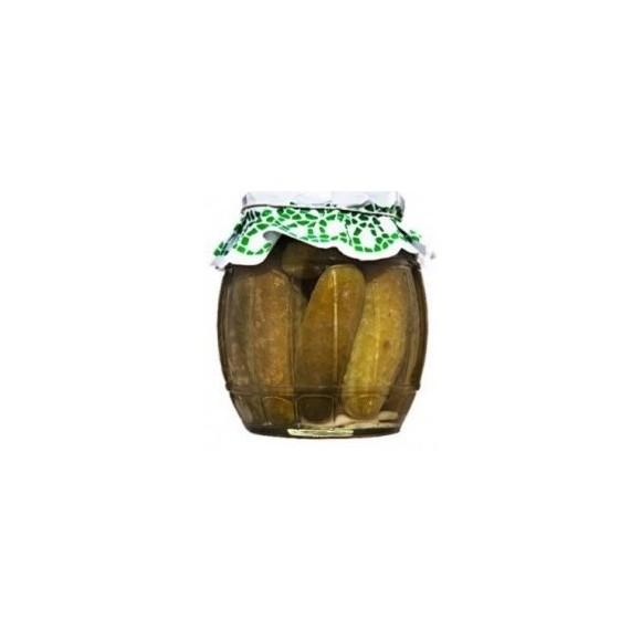 Homestyle Cucumbers in Brine Vavel 24 oz