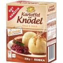 Potato Dumpling Half & Half, Kartoffel Knodel Halb & Halb Gut & Gunstig 200g