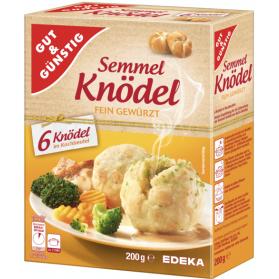Bread Dumpling, Semmel Knodel Gut & Gunstig 200g