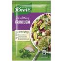 French Salad Dressing, Francuski Sos Salatkowy 8g Knorr