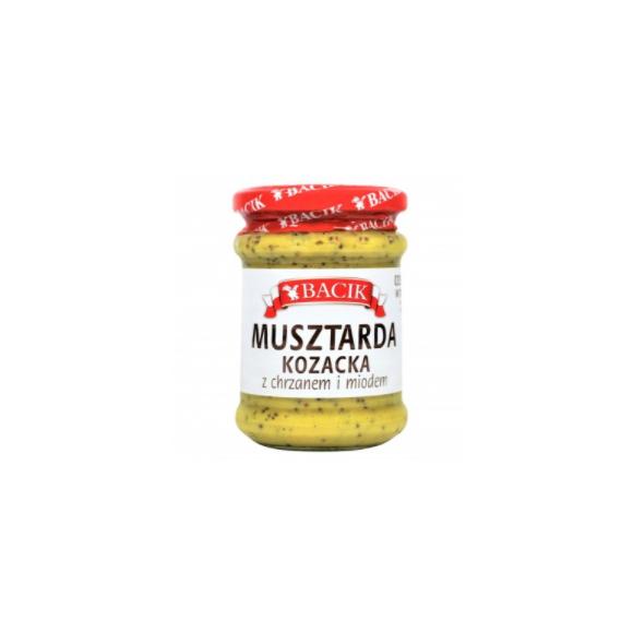 Fresh Horcica Kremzska 350g/12.3oz Brown Mustard from Slovakia