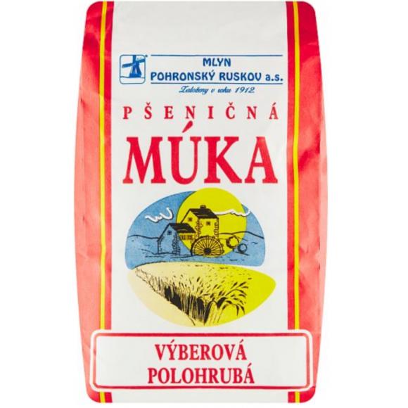 Wheat Flour, Mouka Polohruba 1Kg Mlyn