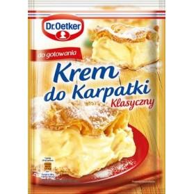 Classic Karpatka Cream, Krem do Karpatki 240g Dr. Oetker