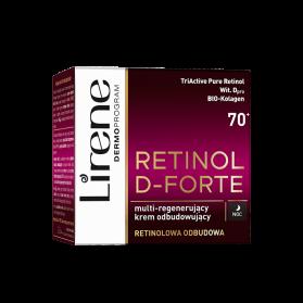 Lirene Retinol D-Forte 70+, Night Cream, 50 mL/1.7 fl.oz