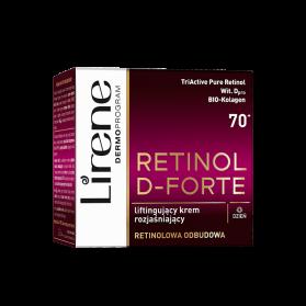 Lirene Retinol D-Forte 70+, Day Cream, 50 mL/1.7 fl.oz