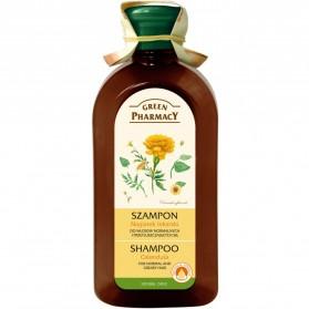 Green Pharmacy Calendula Herbal Shampoo 350mL