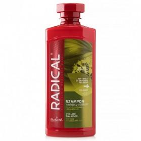 Radical Volume Shampoo, Szampon Nadajacy Objetosc, Farmona, 400mL