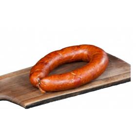 Ham Smoked Sausage Ring, Kielbasa Szynkowa Ring Approx. 2.5-35lbs