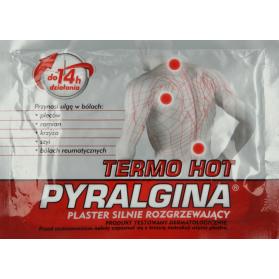Pyralgina Termo Hot Patch, Plaster Silnie Rozgrzewający, 1 Piece