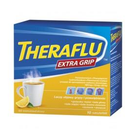 Theraflu Extra Grip Powder (10 Packets)
