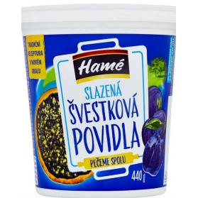 Plum Jelly, Sladeny Slivkovy Lekvar Hame 440g