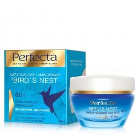 Perfecta Bird's Nest Intensive Firming Day and Night Cream 60+, Dax Cosmetics, 50mL
