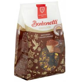 Cocoa-Rum Flavored Chocolates, Szaloncukor Bonbonetti 345g