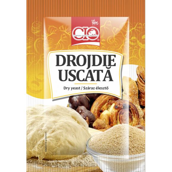 Dry Yeast Cio 7g