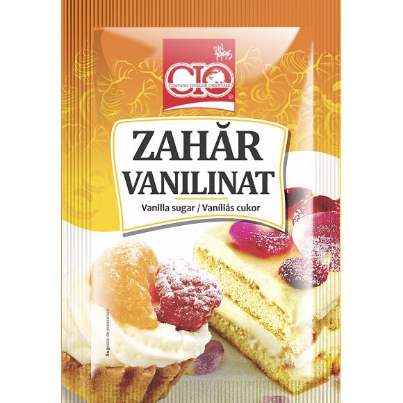 Vanilla Sugar Cio 8g