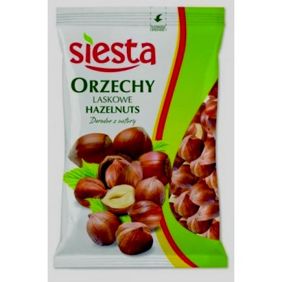 Hazelnuts Siesta 80g