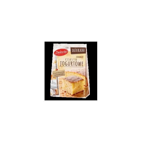 Powdered Yogurt Cake Delecta 640g