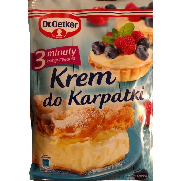 Powdered Cream in 3 Minutes, Karpatka Dr. Oetker 136g