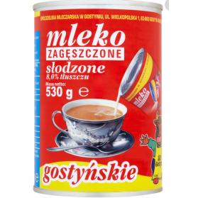 Condensed Sweetened Milk SM Gostyn 530g