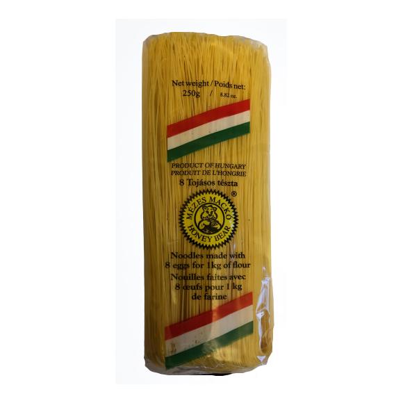 Fine Noodles, Cernametelt Honey Bear 250g