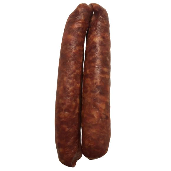 Garlic Pork Dry Sausage, Cirnati Dobrogena Approx 0.8 lbs