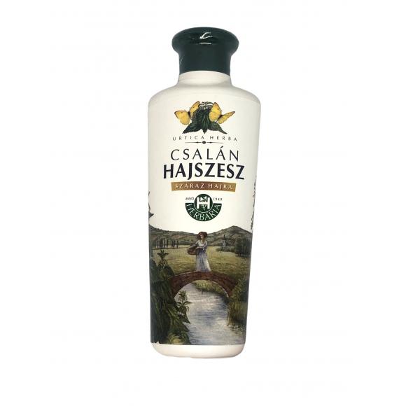 Herbaria Csalan Hajszesz / Nettle Lotion for Dry Hair, 250mL