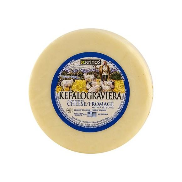 Krinos Kefalograviera Cheese 480g