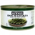 Krinos Dolmadakia Stuffed Vine Leaves with Rice 400g/14 oz.