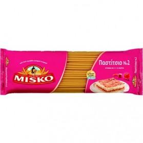 Misko No.2 Macaroni (Pastitso) 500g