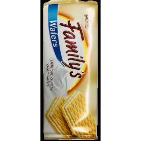 Family's Cream Wafers Jutrzenka 180g