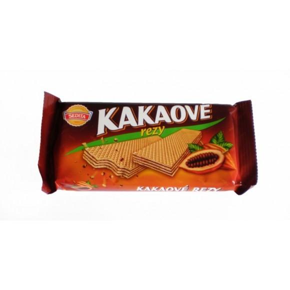 Cocoa wafer Kakaove rezy 50g