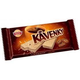 Caffee wafer Kavenky rezy 50 gr