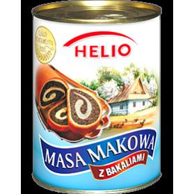 Poppy Seed Mass, Masa Makowa z Bakaliami 850g