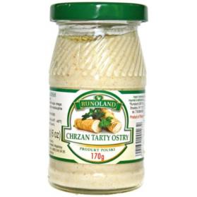 Horseradish Hot Runoland 170g