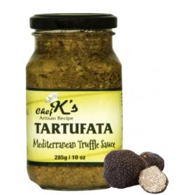 "Mediterranean Truffle Sauce ""Tartufata"" Chef K 285g"
