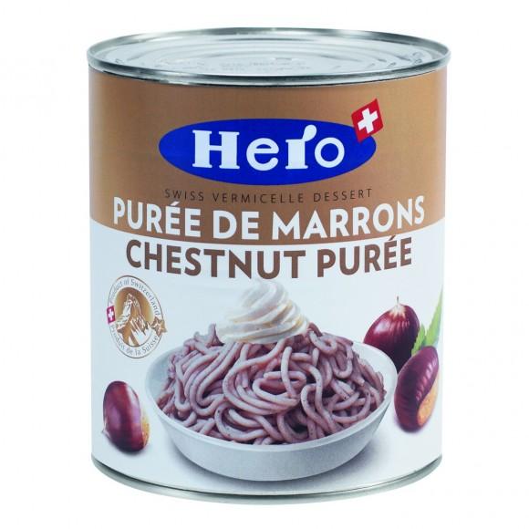Sweetened Chestnut Puree 60%