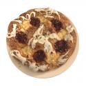 Cherry Cheese Polish Wheel Cake