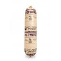 Liverwurst Braunschweiger Schaller & Weber 12 oz