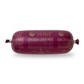 Chicken Liver Pate Schaller & Weber 7 oz