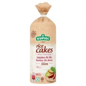 Kupiec Multigrain Rice Cakes/Wafle Ryżowe Wieloziarniste 90g/3.1oz (W)