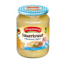 Bavarian Style Sauerkraut, Hengstenberg 1.5lbs/24 oz.