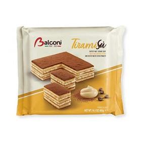Balconi Tiramisu Cake 400g/14.1 oz.