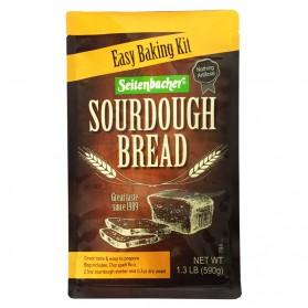 Sourdough Bread Easy Baking Kit, Seitenbacher 590g/1.3lb