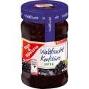 Gut & Gunstig Forest Fruit Jam, Waldfrucht Konfiture, 450g