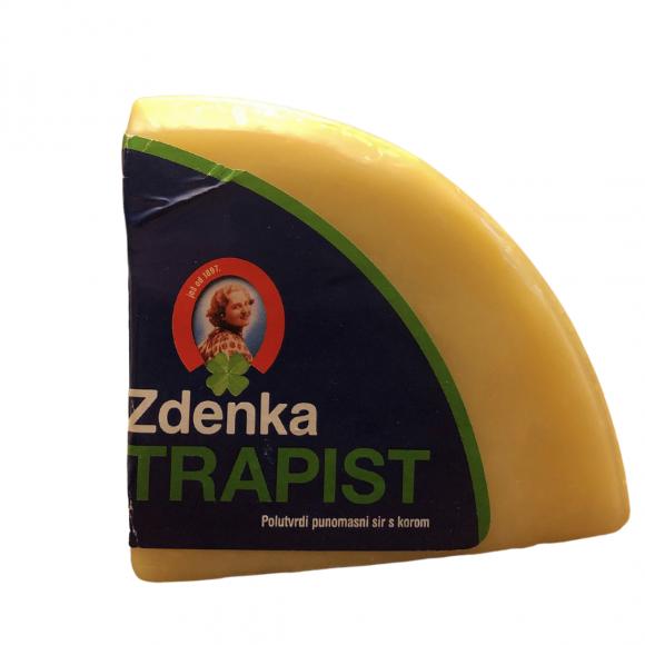 Trapist Semihard Cheese Zdenka Approx 1lbs