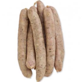 Nurnberger Style Bratwurst Schmalz's Approx. 1 lb