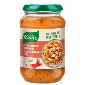 Knorr Creamy Paprika Sauce 400g