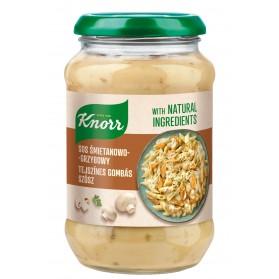 Knorr Creamy Mushroom Sauce 400g