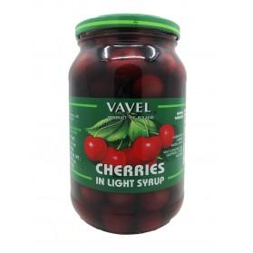 Cherries in Light Syrup, Vavel 940g