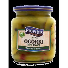 Cucumber Salad, Ogorki Kresowe, Provitus